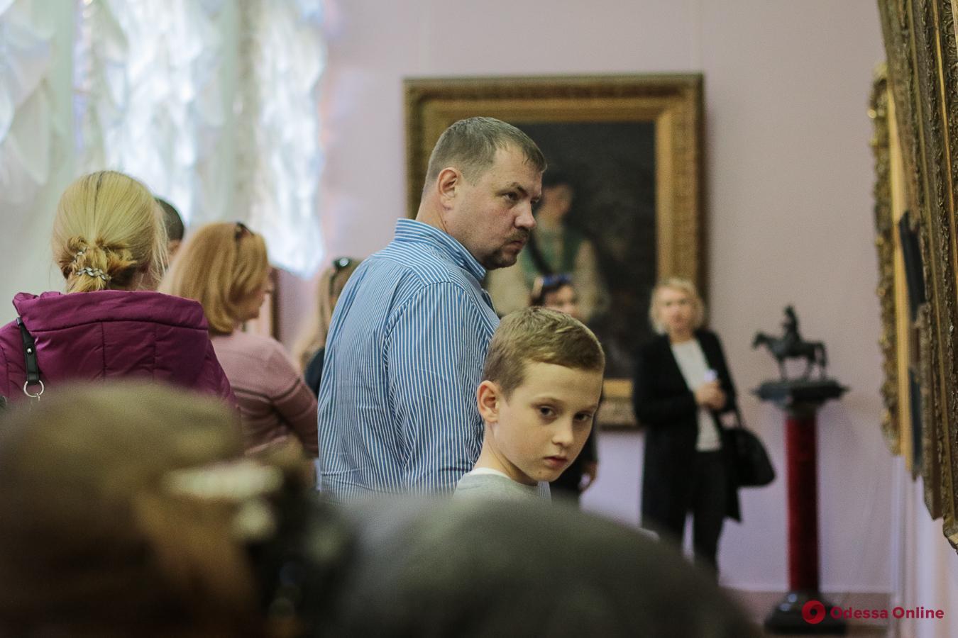 Год до юбилея: Одесскому художественному музею исполнилось 119 лет