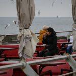 Одесса: море завораживает в любое время года (фоторепортаж)