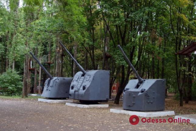 Пожилого одессита разыскали в парке у мемориала 411-й батареи
