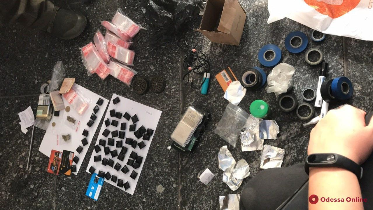 В Одессе будут судить херсонского наркодилера