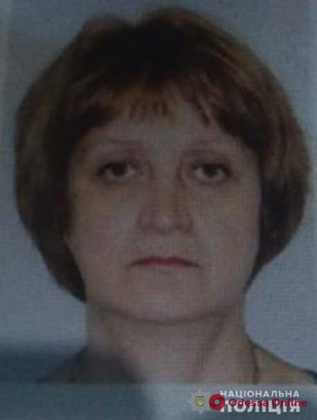 Одесская область: полиция просит помощи в поисках пожилой женщины