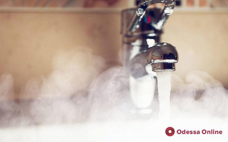 Одесские тепловики отказались получать горячую воду от «Инфоксводоканала»
