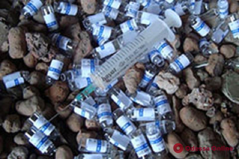 В Одессе торговец метадоном может выйти на свободу за полмиллиона гривен