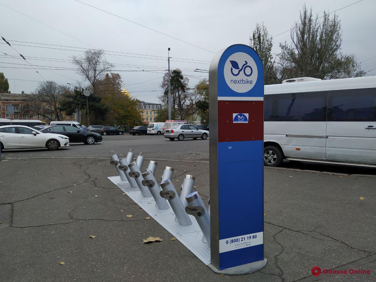 В Одессе запустят муниципальный велопрокат (фото)