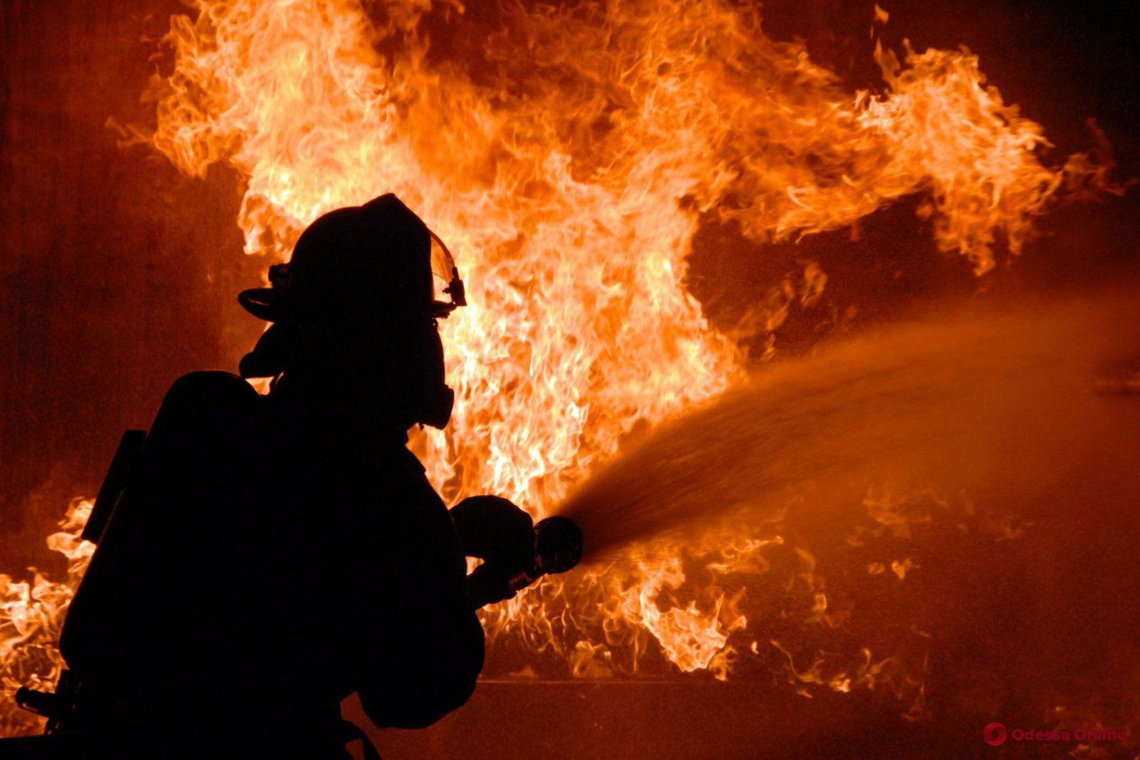 Одессит едва не угорел в своей квартире