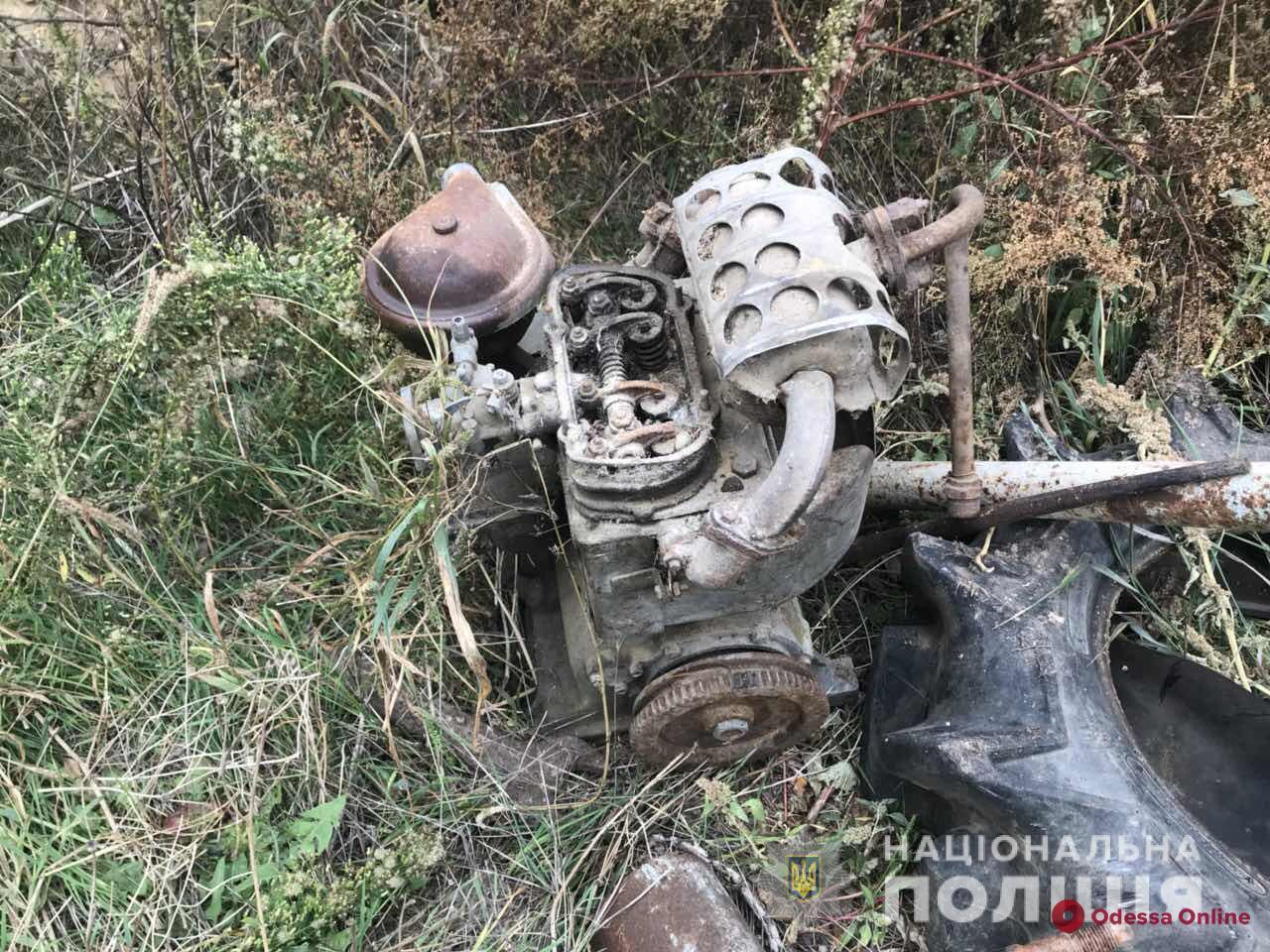 В Одесской области дачного вора поместили в изолятор