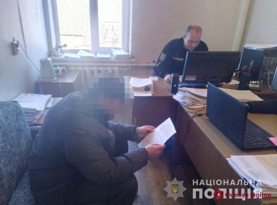 В Одесской области 17-летний парень «обчистил» пожилую соседку