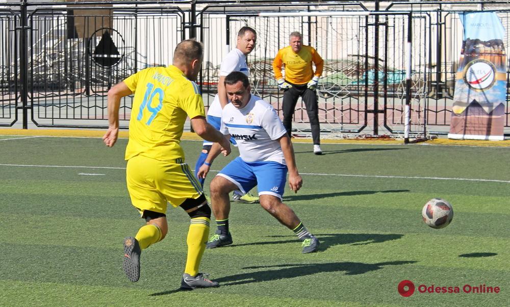 Одесские журналисты приняли участие в международном футбольном турнире в Египте (фоторепортаж)