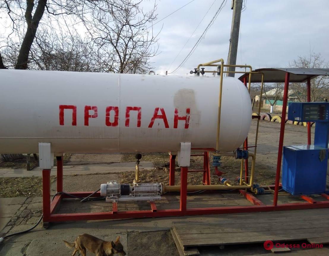В Одесской области ликвидировали незаконную АГЗС