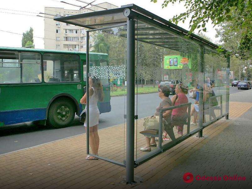 В Одессе появятся полсотни новых остановок