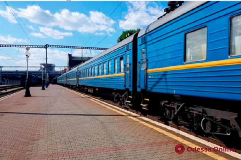 На новогодние праздники в Одессу запустят дополнительные поезда