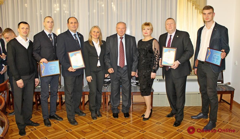 В Одессе состоялось чествование лучших спортсменов области по итогам 2018 года (фоторепортаж)