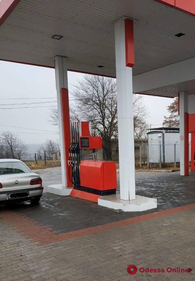 В Одесской области ликвидировали очередную подпольную АЗС