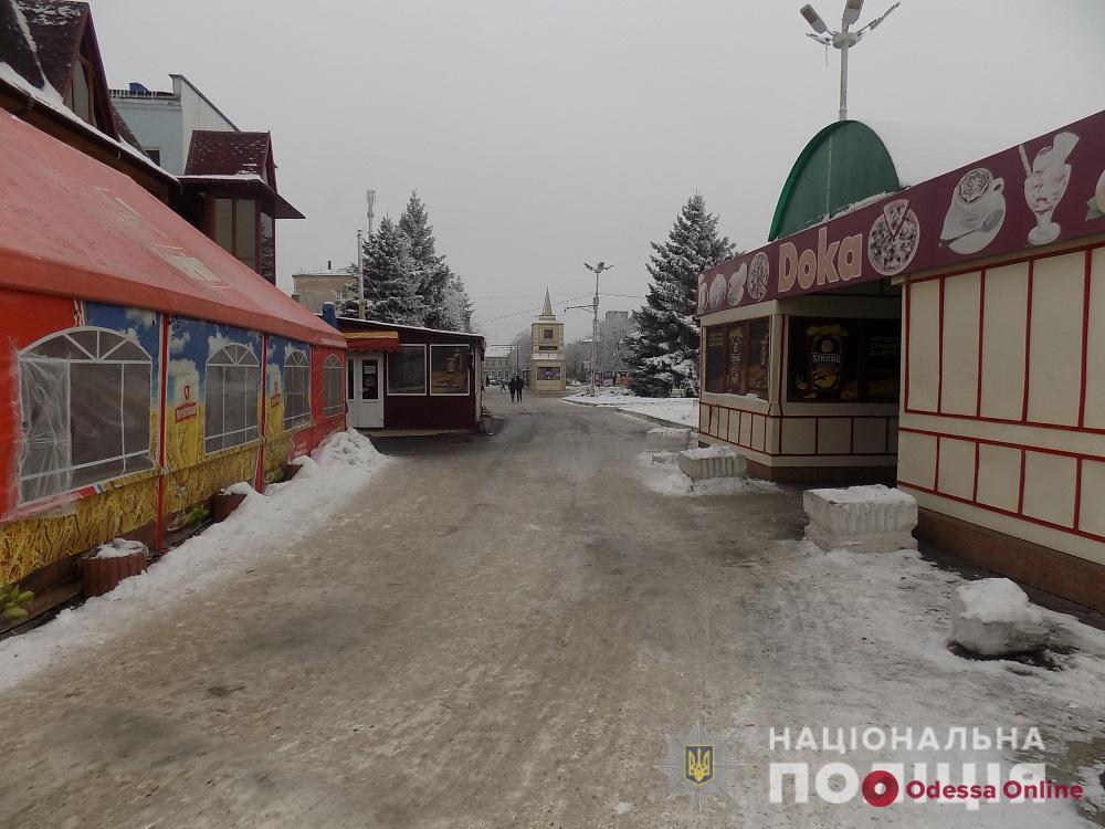 В Одесской области подростки ограбили приезжего