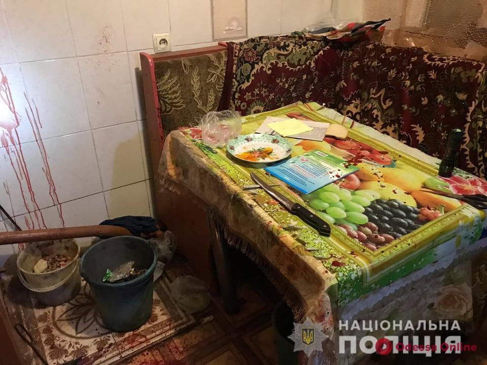 В Одесской области квартирант ранил хозяйку жилья и убил ее сына