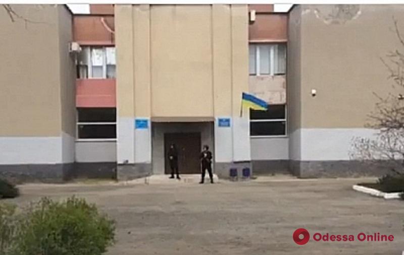В Белгороде-Днестровском «заминировали» суд (обновлено)