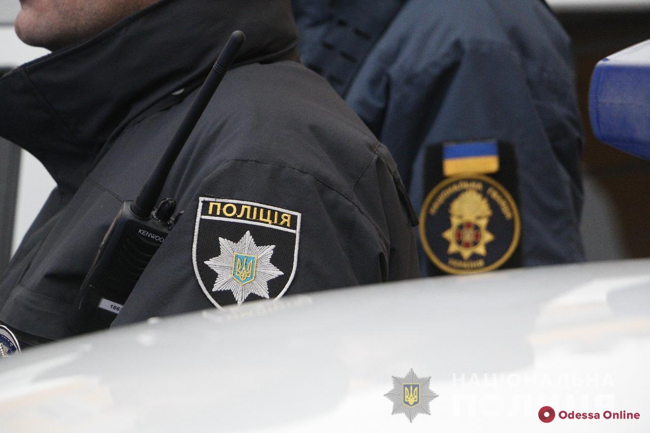 В Новый год одесские полицейские будут работать в усиленном режиме