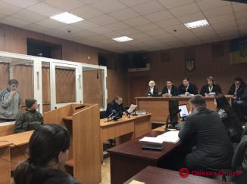 Убийство в Одесском СИЗО: суд оставил обвиняемого под стражей