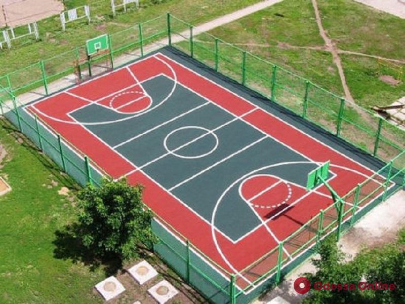 В Одессе займутся реконструкцией детских спортплощадок