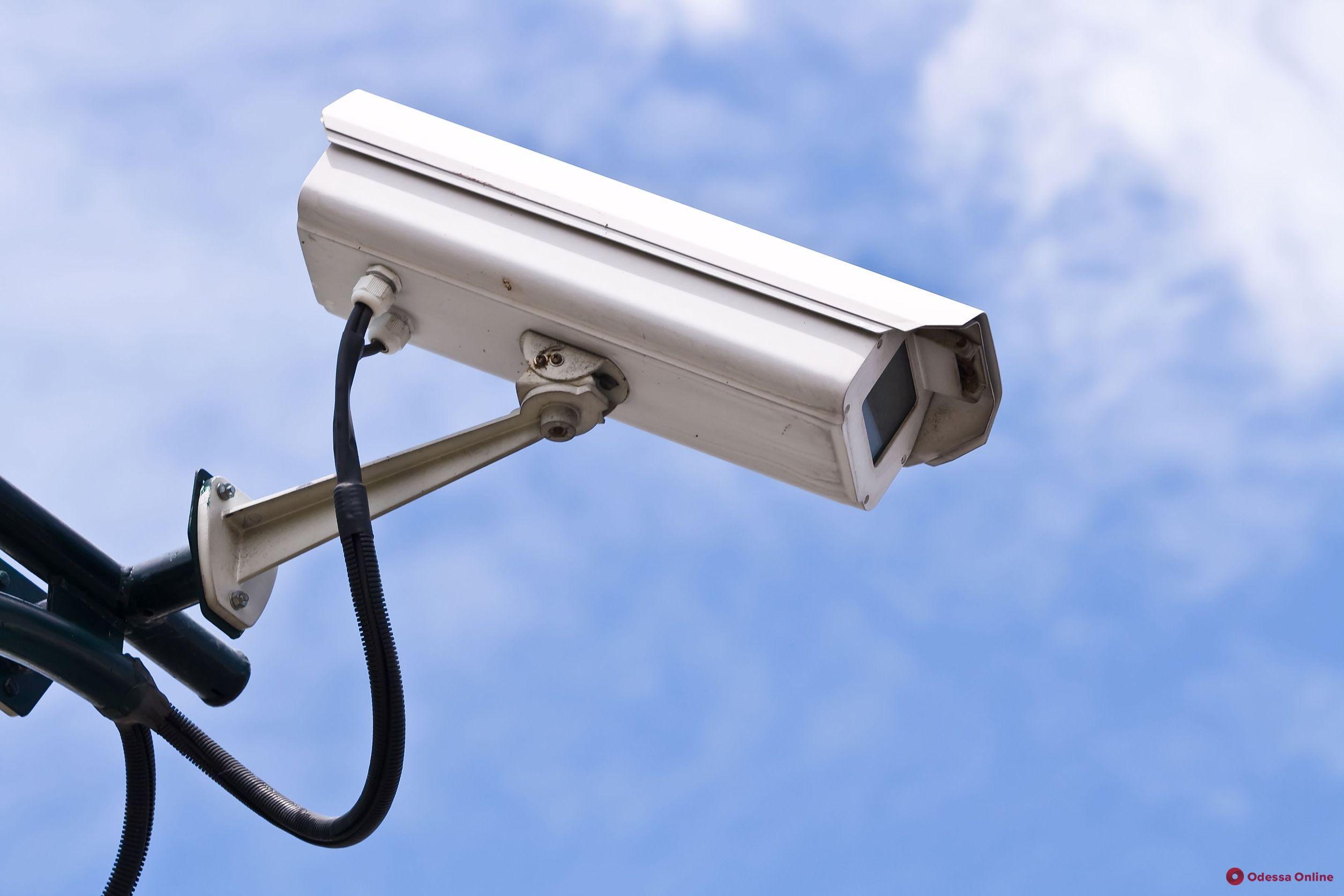 Благодаря камерам видеонаблюдения в Одессе нашли почти полторы сотни украденных авто