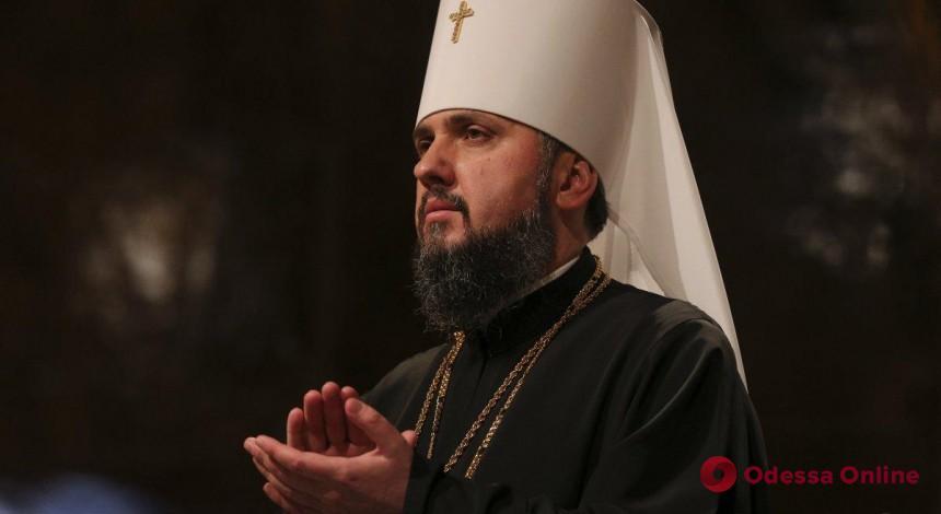 Предстоятелем Украинской православной церкви стал уроженец Одесской области