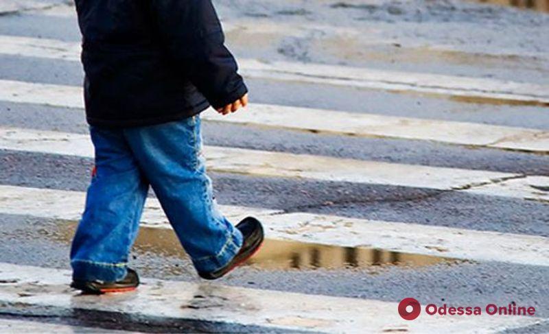 Едва не сбил ребенка: житель Одесской области отделается штрафом