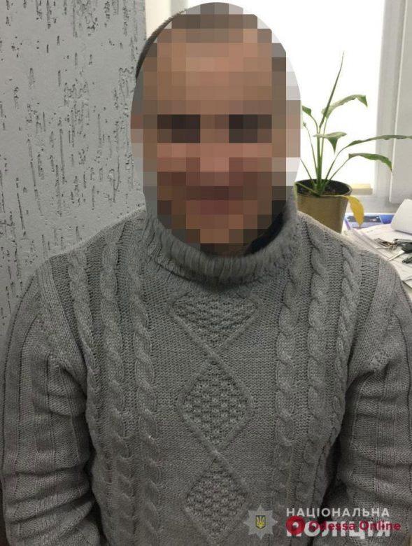 Четыре года был в розыске: в Одесской области задержали крупного мошенника