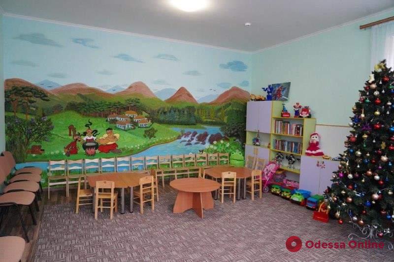 Под Одессой капитально отремонтировали детский приют