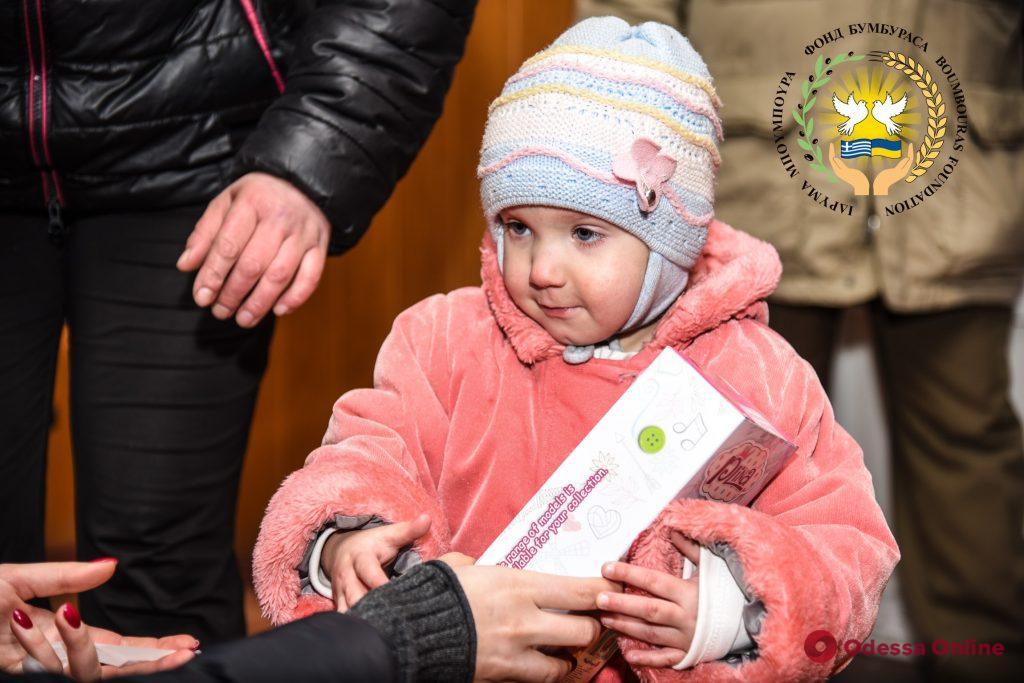 Греческий бизнесмен запустил в Одесской области масштабный социальный проект «Дети региона»
