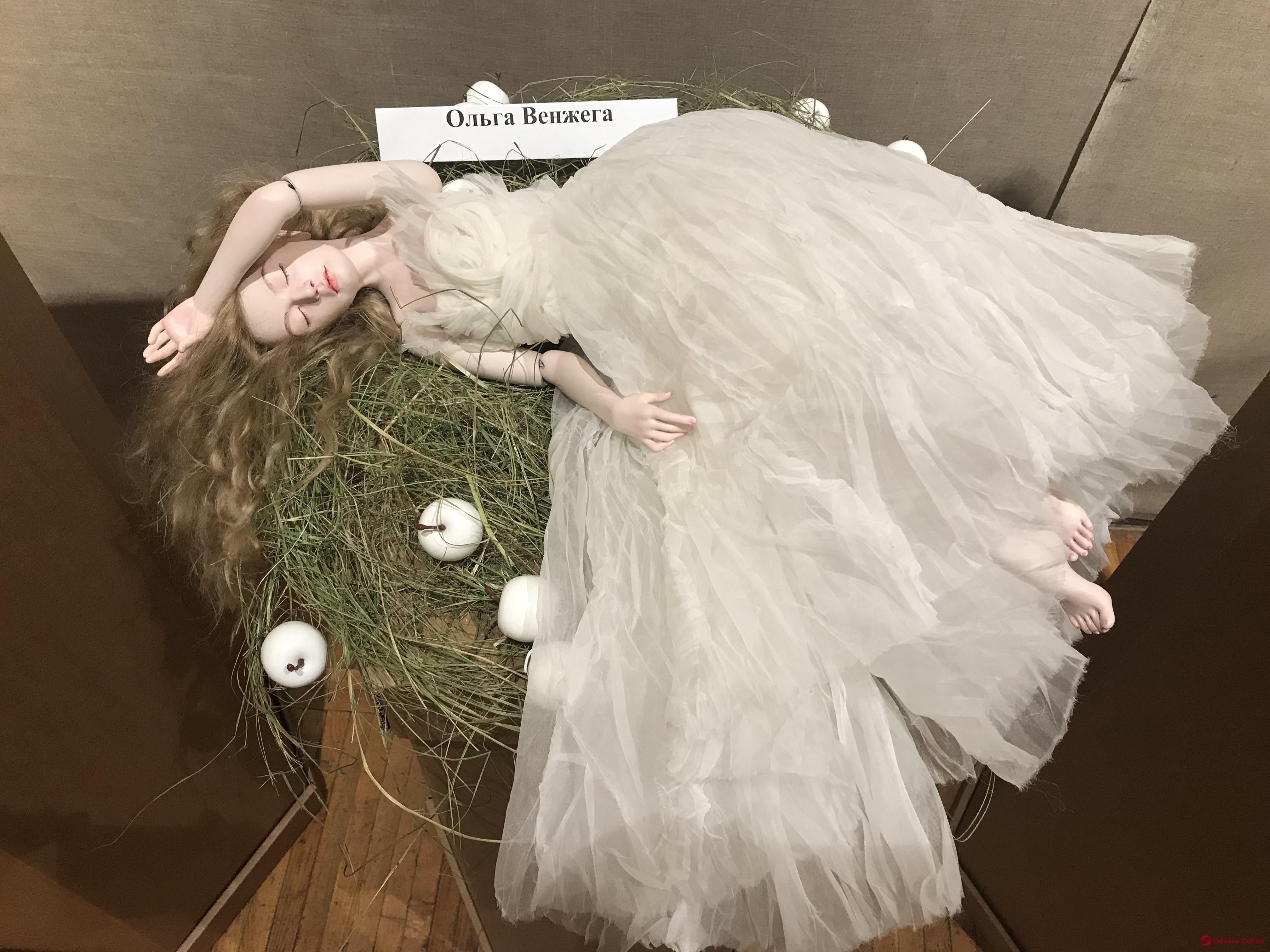 Как живые: в Одессе открылась выставка уникальных кукол (фоторепортаж)
