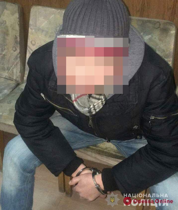 В Измаиле задержали велоугонщика