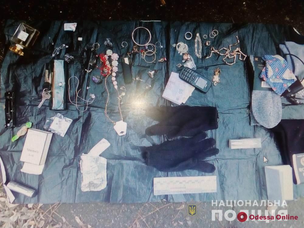 В Одессе оперативно задержали кавказца-домушника