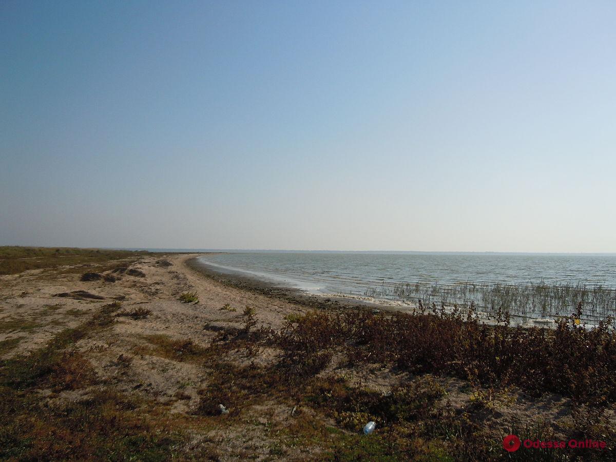 Одесская область: на озере пропали два рыбака