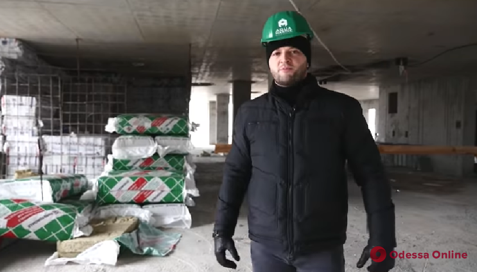 «Дома строятся и будут достроены» — слоган проектов одесского застройщика Олега Невзорова