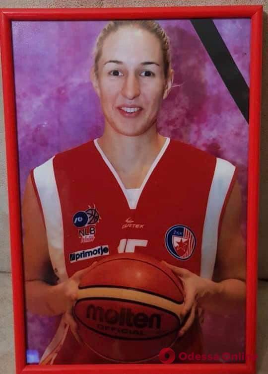 В Сербии скончалась бывшая баскетболистка одесской команды «Южная Пальмира»