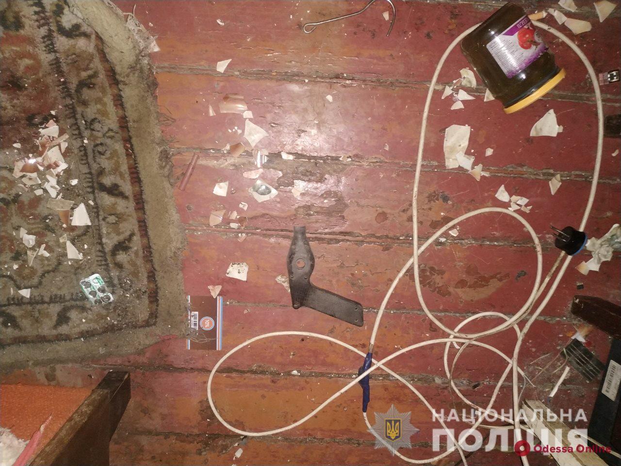 В Одессе рецидивист до смерти избил пенсионера