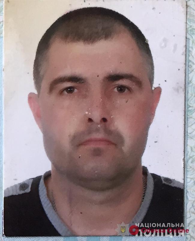Под Одессой пропал 38-летний мужчина