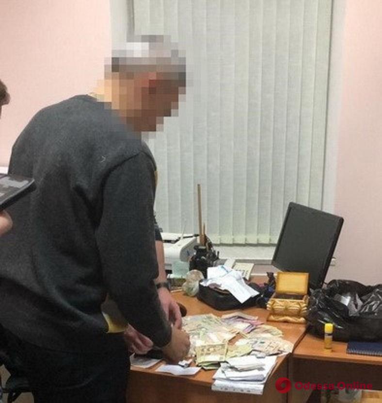 Руководитель одесского санатория СБУ попался на финансовых махинациях