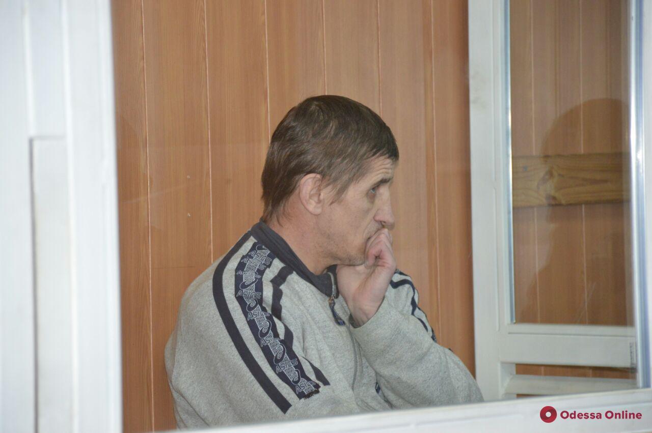 Убийство в одесском СИЗО: на заседании показали видеозапись следственного эксперимента