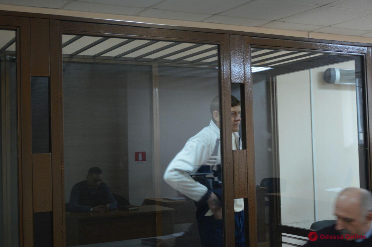 Суд оставил одесского живодера в СИЗО