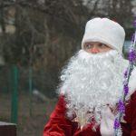 В зоопарке устроили Новогодний праздник для юных одесситов