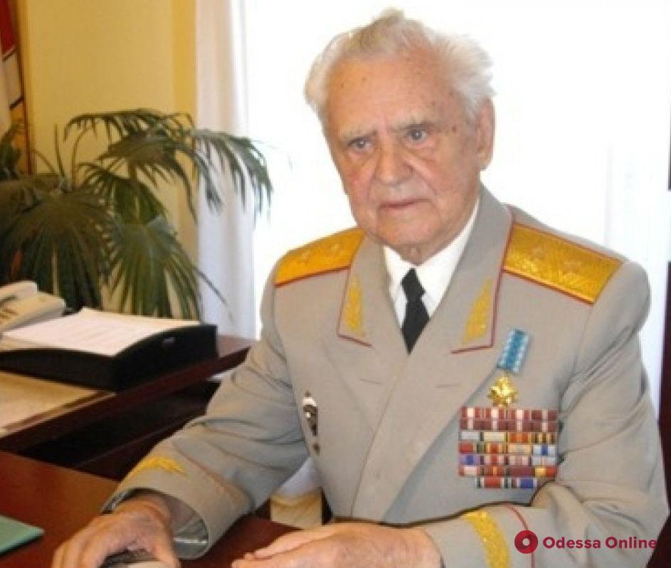 Ушел из жизни Почетный гражданин Одессы Лев Горелов