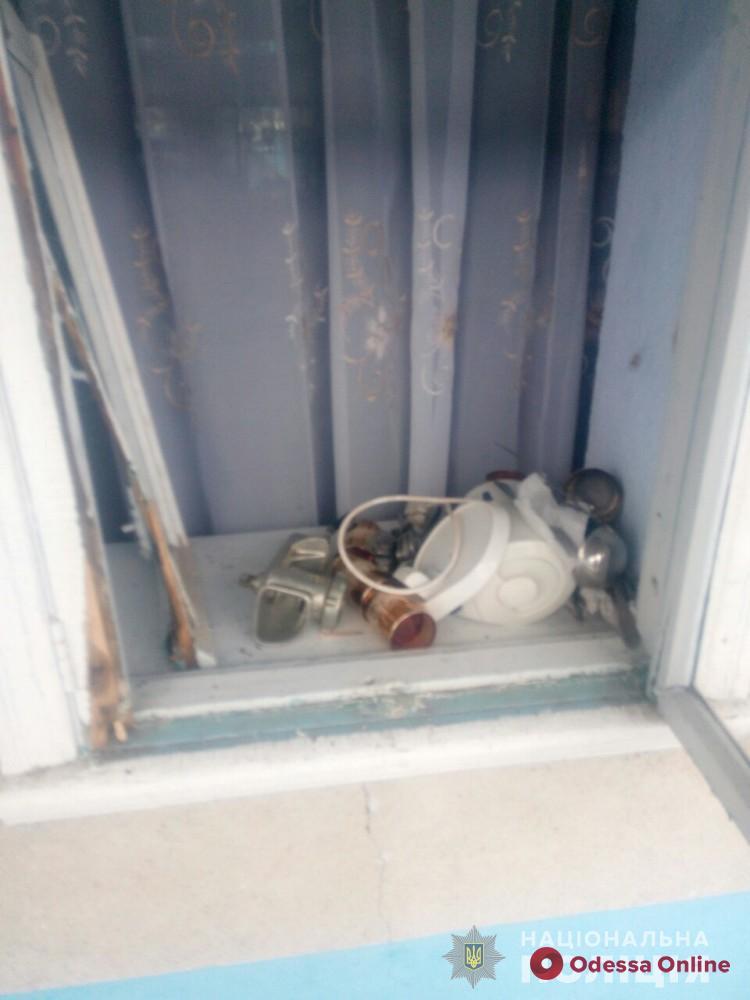В Одесской области мужчина «обчистил» пустующий дом односельчанки