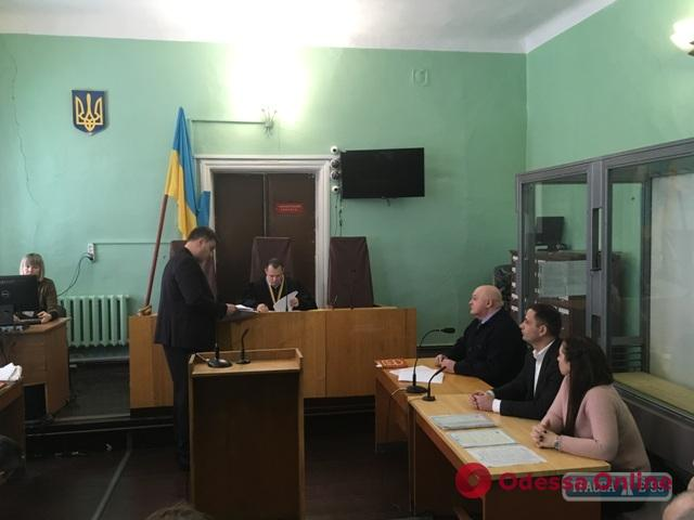 Суд постановил арестовать имущество мэра Болграда