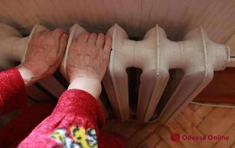 Одесситы задолжали за тепло более полумиллиарда гривен