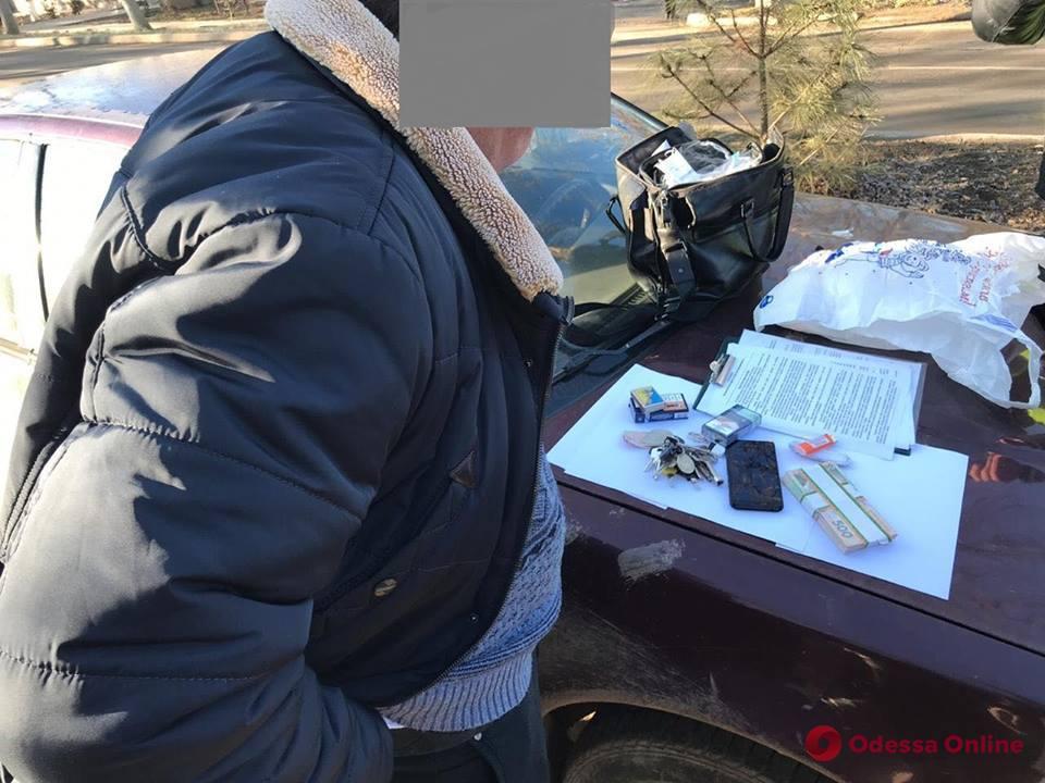 В Одесской области на взятке попался председатель сельсовета