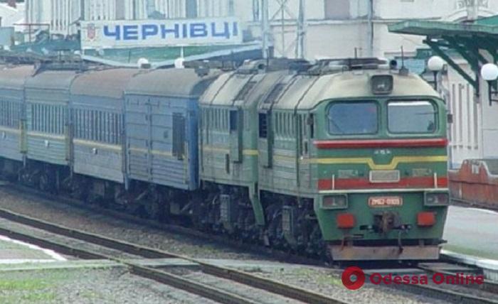 В поезде Одесса—Черновцы нашли тело женщины
