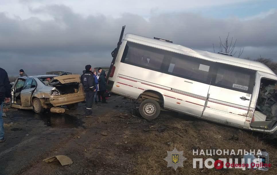 Задержан виновник смертельного ДТП на трассе Одесса—Измаил
