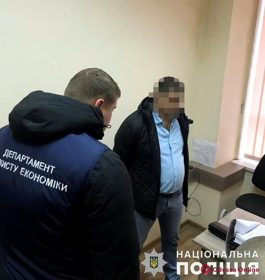 Одесские правоохранители поймали на взятках сотрудников пенитенциарной службы