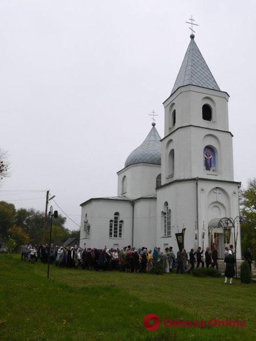 В Одесской области еще одна община перешла в Православную церковь Украины